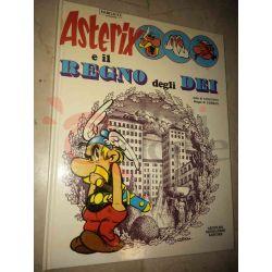 Asterix e il Regno degli dei v. unico   Asterix cartonato Mondadori Francesi