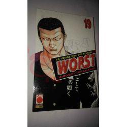 Worst la legge del più forte 19    Panini Comics Giapponesi