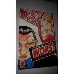 Worst la legge del più forte 20    Panini Comics Giapponesi
