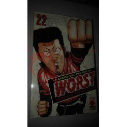 Worst la legge del più forte 22    Panini Comics Giapponesi