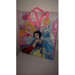 Shopper Disney - Principesse Disney - Sparkle Princess - Tela cerata     Disney Borse