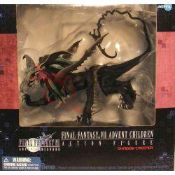 Final Fantasy Vii Advent Children - Shadow Creeper     Artfx Action Figure