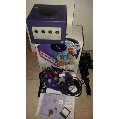 Nintendo Gamecube Console - Super Mario Sunshine PAK     Nintendo Gamecube