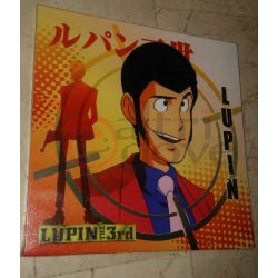 Lupin the 3rd Quadro Canvas - Lupin     Lupin the 3rd Parete