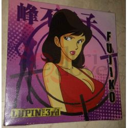Lupin the 3rd Quadro Canvas - Fujiko     Lupin the 3rd Parete
