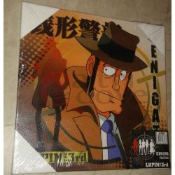 Lupin the 3rd Quadro Canvas - Zenigata     Lupin the 3rd Parete