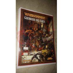 Warhammer - Manuale degli eserciti - Guerrieri del Caos      Fantasy