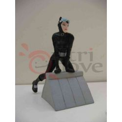 Batman Gashapon - Catwoman     Bandai Gashapon