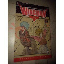 Wingman 10 Katsura Masakatzu  Dragon  64 Star Comics Giapponesi