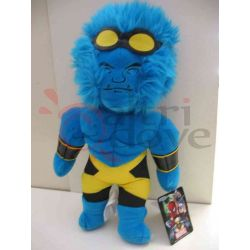Marvel Lil' Big Guys Collection Plush - Bestia     Marvel Comics Plush