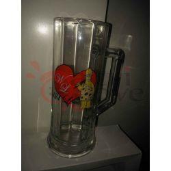 Bicchiere da Birra alto - Homer Wild Love - I Simpson      Tazze