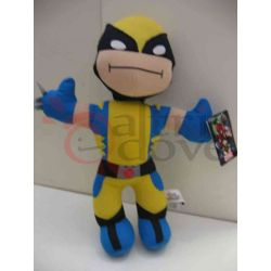 Marvel Lil' Big Guys Collection Plush - Wolverine     Marvel Comics Plush