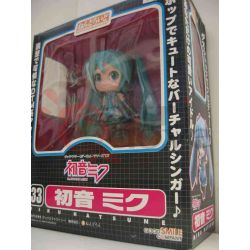 Vocaloid - Hatsune Miku - Nandoroid Series     Good Smile Company Action Figure
