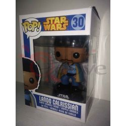 POP! Funko - Lando Calrissian 30   Star Wars Funko Action Figure