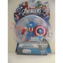 Avengers Assemble - Captain America     Hasbro Action Figure
