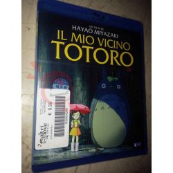 Il mio vicino Totoro  MIYAZAKI Hayao  Studio Ghibli Lucky Red Blu-Ray