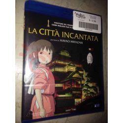 La Citta' incantata  MIYAZAKI Hayao  Studio Ghibli Lucky Red Blu-Ray