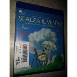 Si alza il vento  MIYAZAKI Hayao  Studio Ghibli Lucky Red Blu-Ray