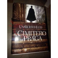 Il Cimitero di Praga v.unico ECO Umberto   Bompiani Avventura