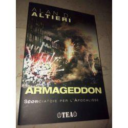 Armageddon 1 ALTIER Alan D.  Narrativa TEA TEA Fantascienza