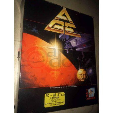 AGE - A.G.E. (Advanced Galactic Empire)     Tomahawk DOS Retrogame