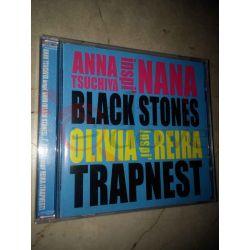 Anna Tsuchiya inspi' NANA (BLACK STONES) - OLIVIA inspi' REINA (TRAPNEST)  Anna Tsuchiya  Soundtrack Japan Import Compact Disc