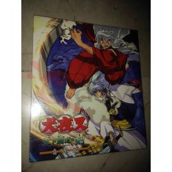INUYASHA the Movie - SWORDS OF AN HONORABLE RULER OST    Soundtrack Japan Import Compact Disc