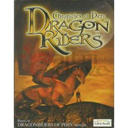 Dragon Riders    Chronicles Of Pern Ubi Soft DOS Retrogame