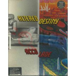 Altered Destiny     Accolade DOS Retrogame