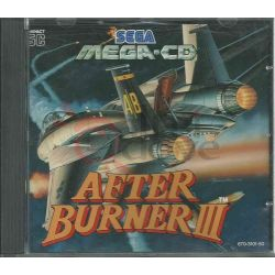 After Burner Iii     Sega DOS Retrogame