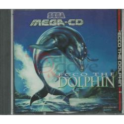 Ecco The Dolphin     Sega DOS Retrogame