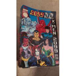 2099 A.D. 6    Panini Comics Vintage
