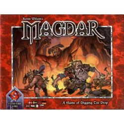 Magdar     Fantasy Flight Games Boardgame