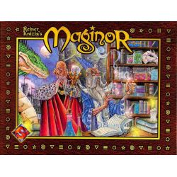 Maginor     Fantasy Flight Games Boardgame