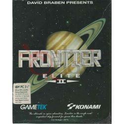 Frontier Elite II     Konami DOS Retrogame