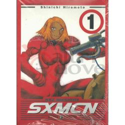 Sex Machine Sxmcn - Serie Completa 1-2  HIROMOTO Shinichi  Kappa Ed. Giapponesi