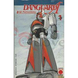 Danguard A - Serie Completa 1-2  MATSUMOTO Leiji Manga Sun 20 E 21 Panini Comics Giapponesi