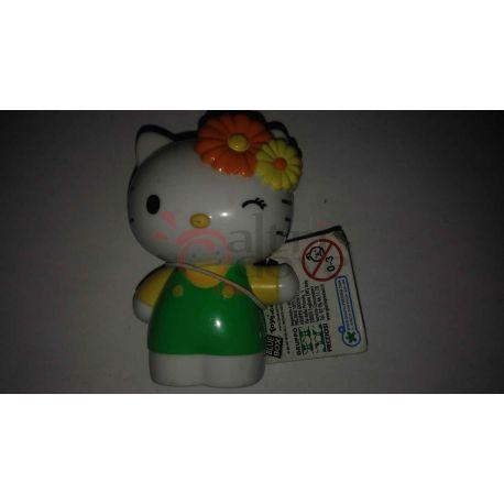 Hello Kitty mini personaggi - Hello Kitty tutina verde-giallo     BlueBox toys Action Figure