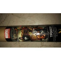 Poster 100x70 Marvel Universe - Punisher e Wolverine TP00033     Marvel Parete