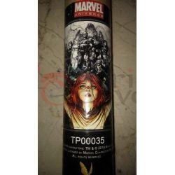 Poster 100x70 Marvel Universe - X-MEN bianco e nero TP00035     Marvel Parete