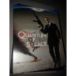007 Quantum of Solance     Metro-Goldwyn-Mayer Blu-Ray