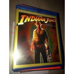 Indiana Jones e il Regno del Teschio di Cristallo edizione speciale 2 dischi     Paramount Blu-Ray