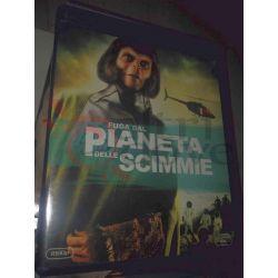 Fuga dal Pianeta delle Scimmie     20th Century Fox Blu-Ray
