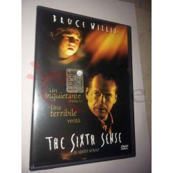 The Sixth Sense Il Sesto Senso     Hollywood Pictures DVD