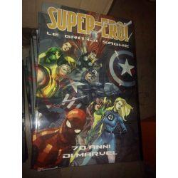 70 anni di Marvel 22   Super-Eroi Le grandi saghe Corriere della Sera Americani