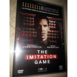 The Imitation Game     Videa DVD