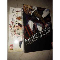 Assassin's Creed Black Flag Awakening (miniserie di 2) - serie completa 1-2   Manga Storie Nuova Serie Panini Comics Giapponesi