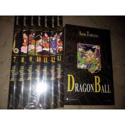 DragonBall BOOK - Sequenza 1-13   BOOK Star Comics Giapponesi