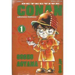 Detective Conan - Serie Completa 1-22  AOYAMA Gosho Comics Da 1 A 22 Comic Art Giapponesi