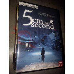 5cm per second - Cinque centimetri al secondo  Shinkai Makoto   Kaze DVD